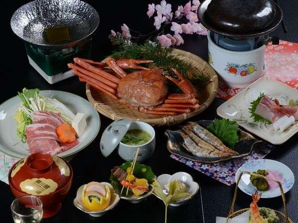 清流荘料理
