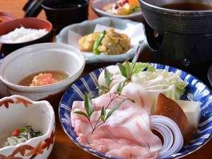 北方温泉 四季の里 七彩の湯料理