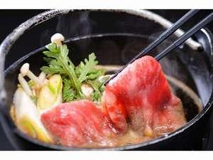 名湯の宿 吾妻荘料理