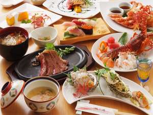 山桜 桃の湯料理