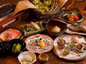 日本の宿ひだ高山 倭乃里食事