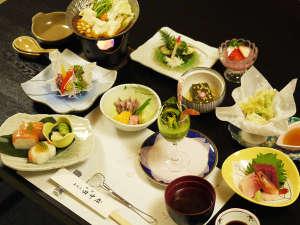 田中屋旅館食事