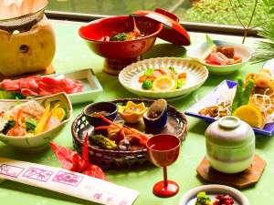 徳島グランドホテル偕楽園食事